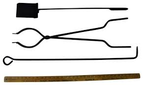 Firepit Tools Awesome Pit Tools Amish Tool Set Eclectic Fireplace
