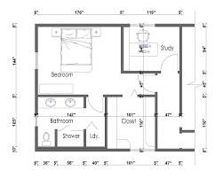 house plan dimensions decor endearing bathroom and shower plus bedroom standard closet