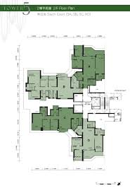 floor plan of festival city ii gohome com hk