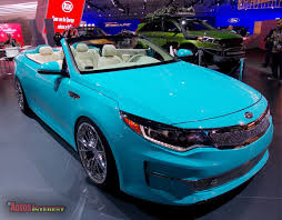 kia convertible models autos of interest 2015 los angeles auto show page 2