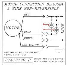 4 wire ac motor wiring diagram 04 01 archive on mag drill