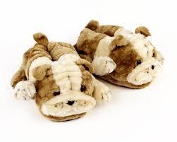 men s slippers slippers for men men s house slippers bulldog animal slippers