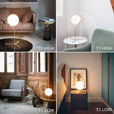 ic t table lamp by flos lighting stardust