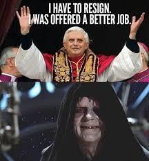New Job Meme - popes new job viral viral videos