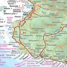 Fiji Islands Map Fiji Hema Buy Fiji Map Buy Map Of Fiji Mapworld