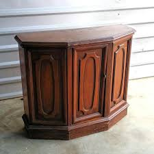 mid century console cabinet find more vintage mid century hall entryway console cabinet for sale
