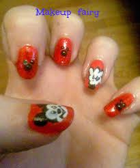 tinklesmakeup mickey mouse nail art