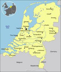 netherlands map cities netherlands map map of netherlands
