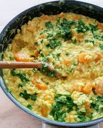 comment cuisiner le potiron risotto au potiron et parmesan recettes de cuisine marciatack fr