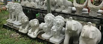 concrete statues yard ornaments pearland tx