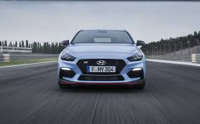 2018 hyundai i30 n korea u0027s golf gti rival revealed