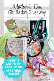 Mother S Day Food Gifts Mother U0027s Day Gift Basket Giveaway