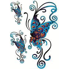 design tattoo butterfly online get cheap butterfly tattoo leg aliexpress com alibaba group