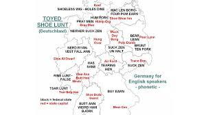 Gebrauchte K Hen Karte Hilft Beim Deutschlernen Willkommen In