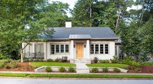 contemporary landscaping curb appeal exterior transitional with portico contemporary