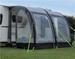 Kampa Caravan Awnings Kampa Rally Air 260 Inflatable Caravan Awning 2016 Campingworld