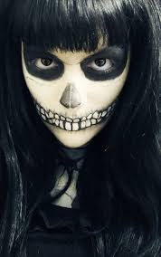 Halloween Makeup Skeleton 76 Best Catrina Images On Pinterest Day Of The Dead Sugar