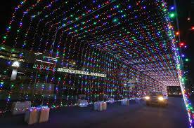magic of lights daytona tickets speedway gives preview of holiday lights festival news daytona