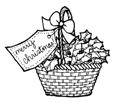 Christmas Basket Mormon Share Christmas Basket
