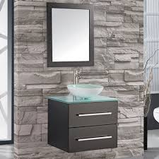 Wall Mounted Bathroom Cabinet by Jwh Living Carina 24