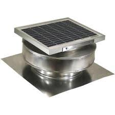 roof mounted solar powered attic fan popular roof 2017