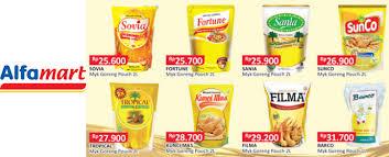 Minyak Goreng Tropical Di Alfamart harga termurah alfamart vs indomaret 1 15 feb artikel tips belanja
