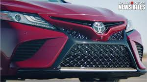 first look 2018 toyota camry ny daily news