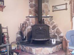 our wood stove woodstoves pinterest stove woods and corner