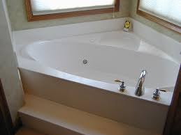 100 corner jacuzzi tub ariel 4 ft 11 in whirlpool tub in
