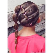 hairstyles with one elastic 120 best hair brown haired bliss me images on pinterest hair