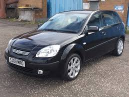 2009 kia rio 1 4 mot october 2018 only 25 000 miles full