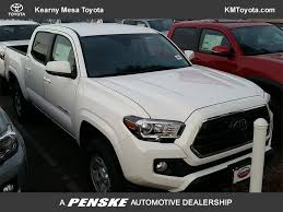 new toyota truck 2018 new toyota tacoma sr5 double cab 5 u0027 bed i4 4x2 automatic at