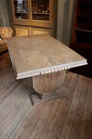 Limed Oak Dining Tables 1940s French Bleached U0026 Limed Oak Dining Centre Table Dining