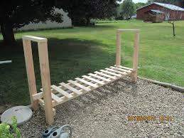 Homemade Firewood Rack Plans by Homeroad Diy Log Holder