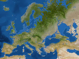 Map Of European Rivers by Map Of Europe If All The Ice Melted Sea Level 66 M 2048x1536