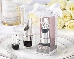 practical wedding favors 25pcs ot practical wedding favors of chrome pourer and