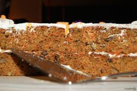 to carrot cake with cinnamon cheese frosting insatiably