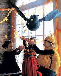 how to make a flying bat pinata martha stewart