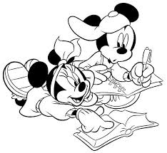 mickey mouse free printable coloring pages 60 best mickey and minnie coloring pages images on pinterest
