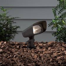 shop landscape lighting at lowes