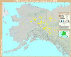 Maps Of Alaska by File 2004 Alaska Fire Season Map Jpg Wikimedia Commons