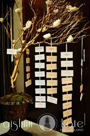 Tree Branch Centerpiece by Hanging Placecards Placecard Tree Place Cards Branch Centerpiece