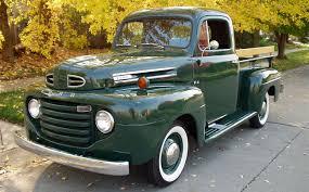 car of the week 1948 ford f 1 pickup