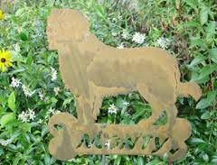 dog grave markers pet memorial dog grave markers