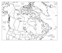 canada blank map canadan blank map