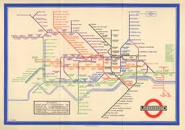 Green Line Map How Did The Tube Lines Get Their Colours Citymetric