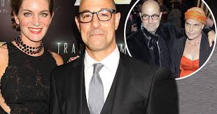 Flower Tucci Gif - fortitude star stanley tucci felt guilty for finding love with
