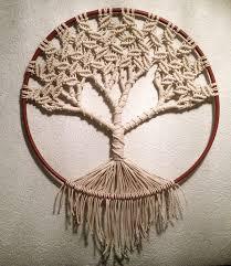 tree of macrame tutorial pinteres