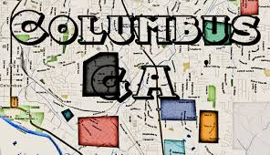 Los Angeles Gang Map Google by Columbus Ga Hoods Map W Areas Of The Columbus Ga Gangs