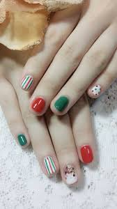 best 20 easy christmas nail art ideas on pinterest easy